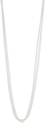 Sevil 925 Women's Necklaces silver - Sterling Silver Multi-Strand Necklace