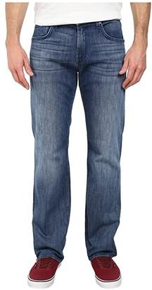 7 For All Mankind Austyn Relaxed Straight Leg in Nakkitta Blue (Nakkitta Blue) Men's Jeans