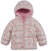 Weatherproof Girls Heavyweight Quilted Jacket-Baby