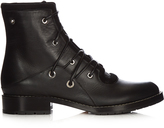 Proenza Schouler Lace-up leather military boots