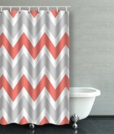 Leonbailey Me 100 Peach And Gray Shower Curtain Images Awesome