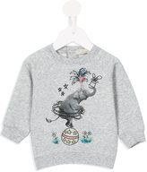 Stella McCartney 'Billy' elephant sweatshirt