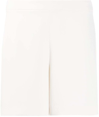 P.A.R.O.S.H. Relaxed-Fit High-Waisted Shorts