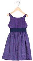 Ralph Lauren Girls' Paisley Print Sleeveless Dress