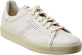 Tom Ford Warwick Leather Sneaker