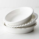 Williams-Sonoma Williams Sonoma Stoneware Pie Dish, Set of 3