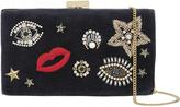 Accessorize Quinn Embellished Box Clutch Bag