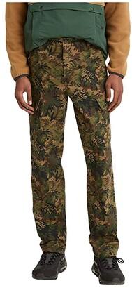 Levi's(r) Mens XX Taper Cargo (Liddicoatite Burnt Olive) Men's Clothing