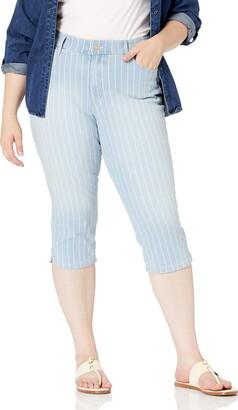 Gloria Vanderbilt Women's Comfort Curvy Skinny Jean Capri Length