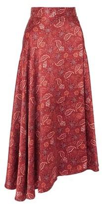 HARMUR 3/4 length skirt