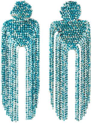Nakamol Double Beaded-Dangle Earrings