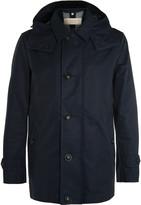 Burberry - Brit Cotton-blend Hooded Raincoat