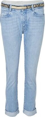 Stella McCartney Salt and Pepper jeans