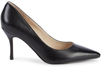 Marc Fisher Carter Leather Pumps