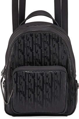 Juicy Couture Aspen Double-Zip Mini Backpack