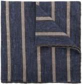 Eleventy striped patterned handkerchief
