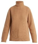 A.P.C. Milou roll-neck wool-blend sweater