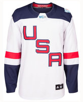 adidas Men's USA Hockey World Cup Of Hockey Premier Jersey