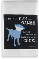 Bed Bath & Beyond Fun and Games Bar Towel