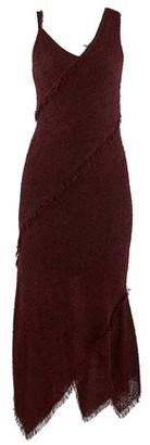 Roland Mouret Amargo woollen dress