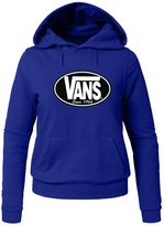 Vans Classic Logo Graphic For Ladies Womens Hoodies Sweatshirts Pullover Tops