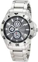 Nautica Men's NST-06 N17545G Stainless-Steel Quartz Watch
