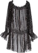 Norma Kamali Short dresses - Item 34709952