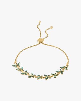 Jane Kaye Butterfly Tassel Bracelet