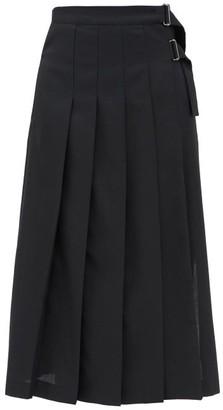Max Mara Toledo Midi Skirt - Black