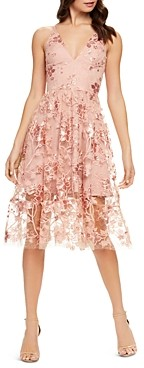 Dress the Population Ally Lace Dress