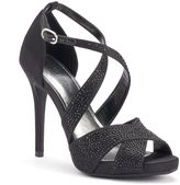 JLO by Jennifer Lopez Women's Jeweled High Heel Sandals