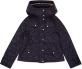Burberry Foxmore quilted skirt jacket 4-14 years
