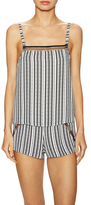 Only Hearts Railroad Stripe Square Neck Camisole