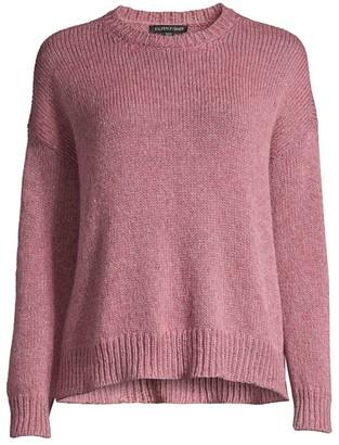 Eileen Fisher Wool & Mohair-Blend Sweater