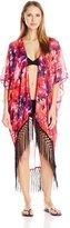 Karen Kane Women's Luna Kimono