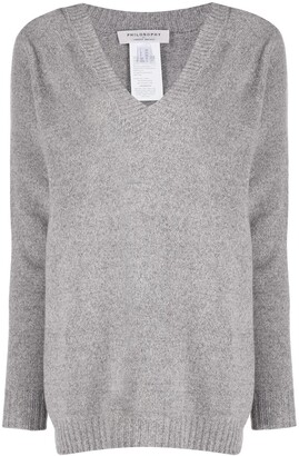 Philosophy di Lorenzo Serafini V-neck jumper