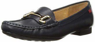 Marc Joseph New York Women's Leather Grand Street Loafer Driving Style