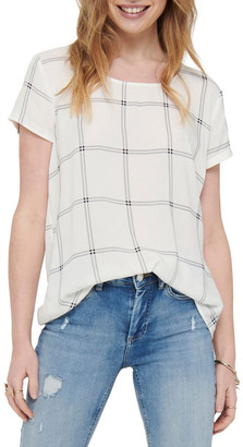 Only First One Life Short Sleeve Top