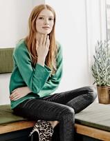 Boden Chic Mohair Mix Sweater