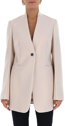 Jil Sander Single Breasted Blazer