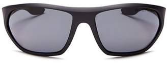 Prada Men's Square Sunglasses, 66mm
