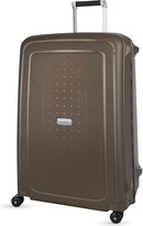 Samsonite S'cure DLX 75 Spinner four-wheel suitcase