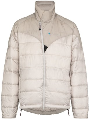 Klättermusen Zip-Up Padded Jacket