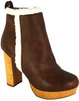 C Label Camel Natori Boot