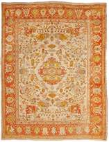 "ABC Home Antique Oushak Wool Rug - 10'2""x12'11"""