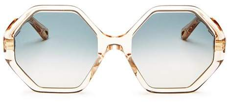 5263c86e Women's Octagonal Sunglasses, 55mm