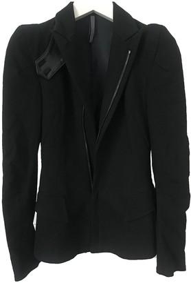 Todd Lynn Black Wool Jacket for Women