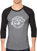Tstars - 60th Birthday Gift 1958 Mint Condition 3/4 Sleeve Baseball Jersey Shirt