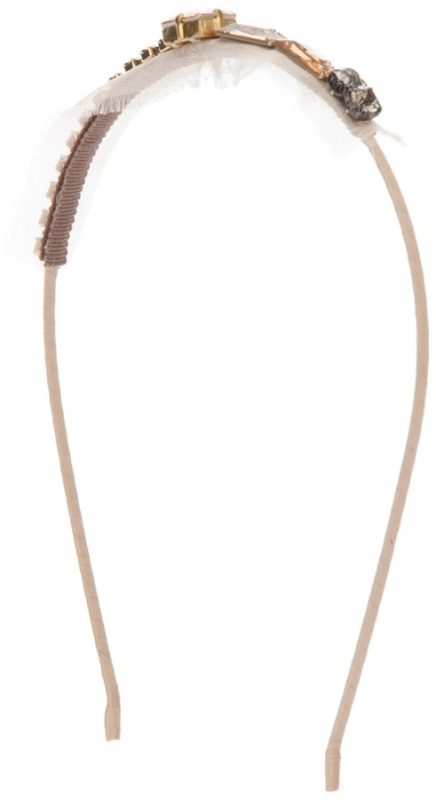 Jennifer Behr Beaded headband