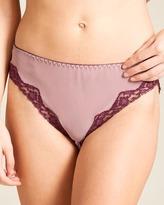 Patricia Fieldwalker Fans Lace Classic Panty